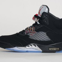 DCCK Air Jordan Retro 5 V 'Metallic Silver'