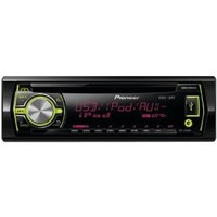 Pioneer DEHX3500UI In-Dash CD/MP3/USB Car Stereo Receiver with MIXTRAX and Variable Color Illumination