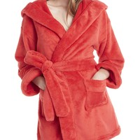 Currently Sleeping Plush Robe