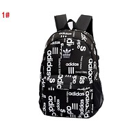 Adidas Trending Women Men Stylish Large Capacity Sport Shoulder Bag Travel Bag Backpack 1#