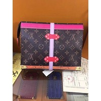 LV Louis Vuitton MONOGRAM CANVAS HAND BAG