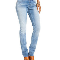 Levi's Jeans, Curvy-Fit Skinny, High Impact Wash - Jeans - Women - Macy's
