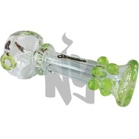 Clean Glass Pipe with Large Bowl Piece