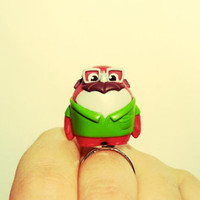 Monsters University Rings - Don Carlton