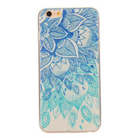 Hollow Out Floral Case Cover for iphone 5s 6 6s Plus + Gift Box 42