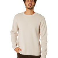 Rhythm Pocket Knit Natural