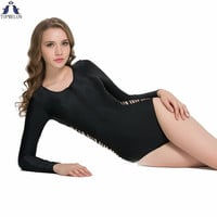 swimsuit women one piece swimsuit  long sleeve biquini swimwear women sexy one piece swimwear one piece bathing suits for women