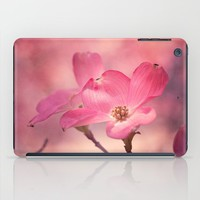 Colors of Spring: Pink Dogwood iPad Case by Legends Of Darkness Photography