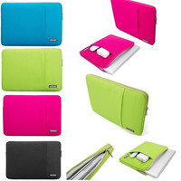 "Notebook Laptop Sleeve Case Carry Bag Pouch Cover For 11"" 13"" MacBook Pro / Air = 1958536132"