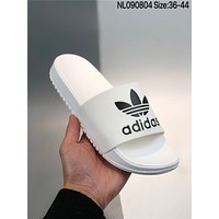 New Adidas Adilette cheap Men's and women's Adidas Slippers Beach shoes