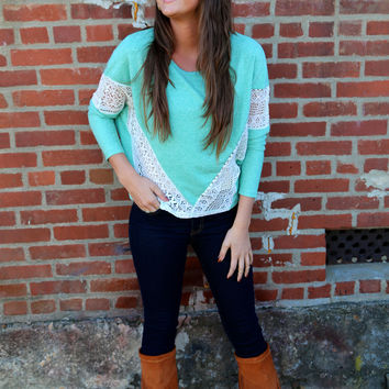 Think Outside the Box {Mint}