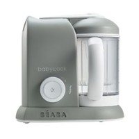 Brand New Beaba Babycook Pro 4 In 1 Baby Food Maker Cloud Grey