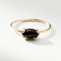 Marquise Stone Ring