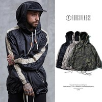 Men Autumn Vintage Sports Hats Jacket [10895414979]