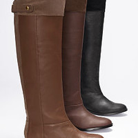Paneled Tall Boot - VS Collection - Victoria's Secret