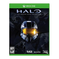 HALO Masterchief Collection Xbox One Video Game