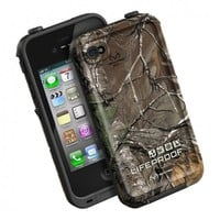 LifeProof Limited-Edition Realtree iPhone Case for the iPhone 4s / 4
