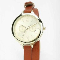 Double Strap Watch
