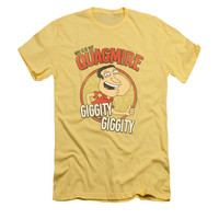 FAMILY GUY QUAGMIRE Short Sleeve Slim Fit T-Shirt