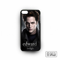 Edward cullen poster twillight for iPod 6 cases