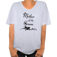 Wedding Classic Mother of the Groom Shirts