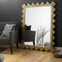 Chessa Gold Decorative Mirror