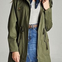 Beat The Chill Jacket   Olive