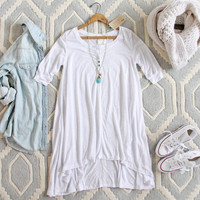 Lola T-Shirt Tunic Dress