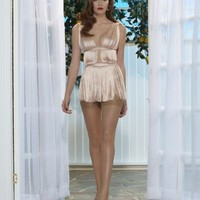 View All Bridal by Agent Provocateur - Tigre Playsuit