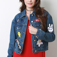 Pill Patch Jacket