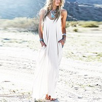 Strapless Beach Dress - Upto Sizes 5XL