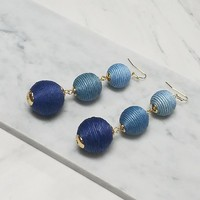 Serafine Ball Earrings