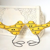 Love Without Measure Yellow Spring Love by vintagegreenlimited