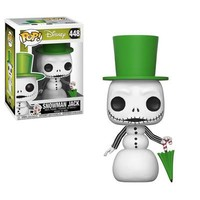 Snowman Jack Funko Pop! Disney Nightmare Before Christmas Not Mint
