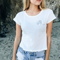 MASON HIGH TIDE WAVES PATCH TOP