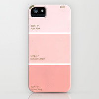 Spring Song iPhone & iPod Case by Sara Eshak