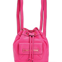 Robertson Leather Mini Backpack by Juicy Couture, O/S