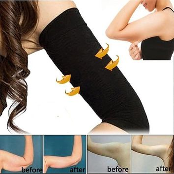 Arm & Leg Shaper Sleeves. This Shapewear Fights Cellulite!