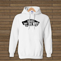 Vans off the wall logo hoodie sweet hoodie