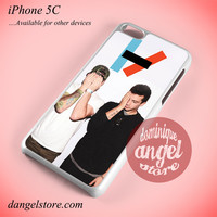 21 Pilots Crew Phone case for iPhone 5C and another iPhone devices