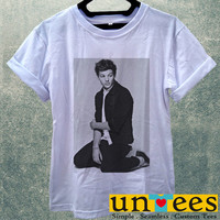 Louis Tomlinson One Direction Women T Shirt