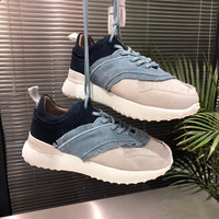 TOD'S Fashion Leather Sneakers