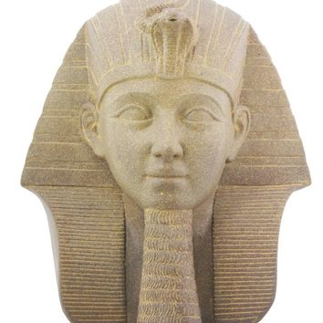Thutmose III Egyptian Pharaoh Portrait Statue Head 7H
