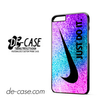 Nike Rainbow Glitter DEAL-7942 Apple Phonecase Cover For Iphone 6/ 6S Plus