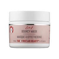 Sephora: First Aid Beauty : 5 in 1 Bouncy Mask : facial-treatment-masks