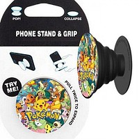 Pokemon Phone Stand & Grip