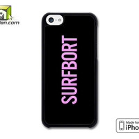 Surfbort Beyonce Yonce iPhone 5c Case Cover by Avallen
