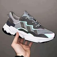 Adidas Ozweego Fashion Women Men Casual Running Sport Shoes Sneakers