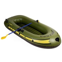 Two People Luxury Inflatable Kayak Rubber Dinghy