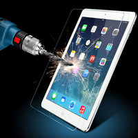 Premium Ultra-thin 2.5D 9H Tempered Glass Screen Protector Film Phone Cases For Apple for Ipad 2 3 4 5 MINI 1 2 3 4 Air 1 2